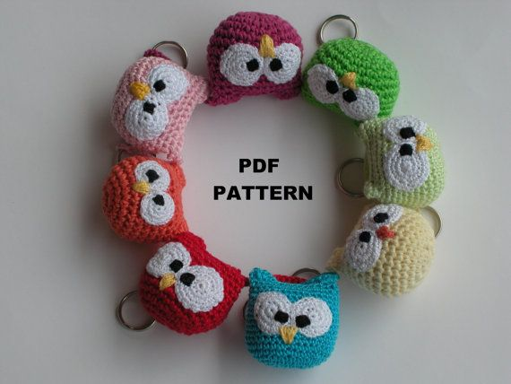 Instant Download  Crochet PATTERN 241 amigurumi  by CreazioniFiopi, €4.00