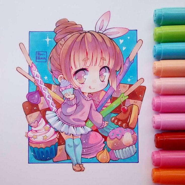 899 best Cute chibis images on Pinterest | Kawaii drawings, Drawings ...