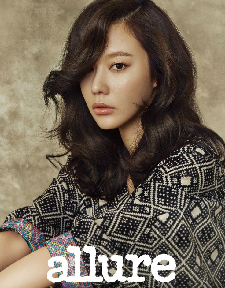 Kim Ah Joong - Allure Magazine May Issue '15