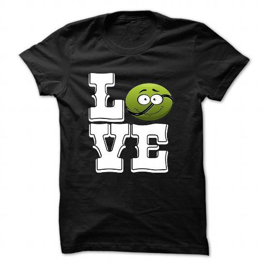 I Love Tennis #softball shirt #sweatshirt chic. GUARANTEE  => https://www.sunfrog.com/Outdoor/I-Love-Tennis-81392516-Guys.html?id=60505