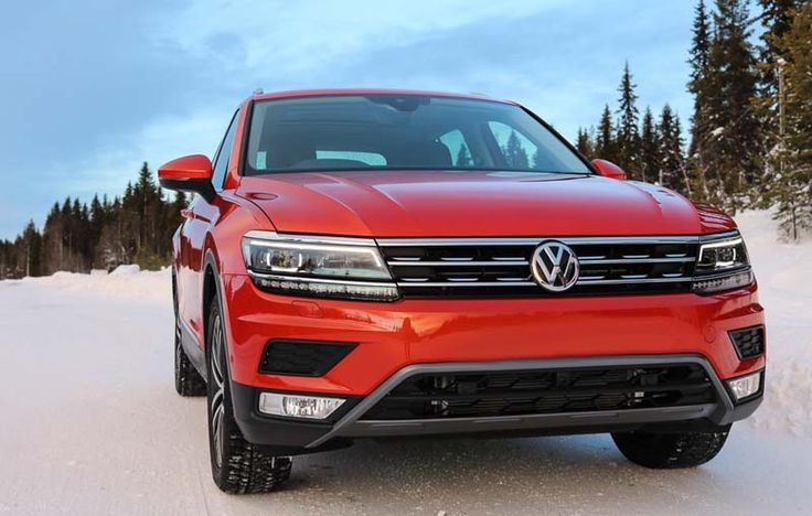 2018 VW Tiguan overview