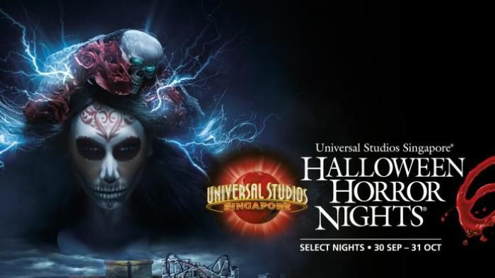 Halloween Horror Nights 2016 - Siapkan Tiket dan Nyalimu, Kuntilanak Berkeliaran di Bulan September