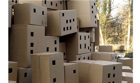 Giardino Occupato installation by Bashir Makhoul