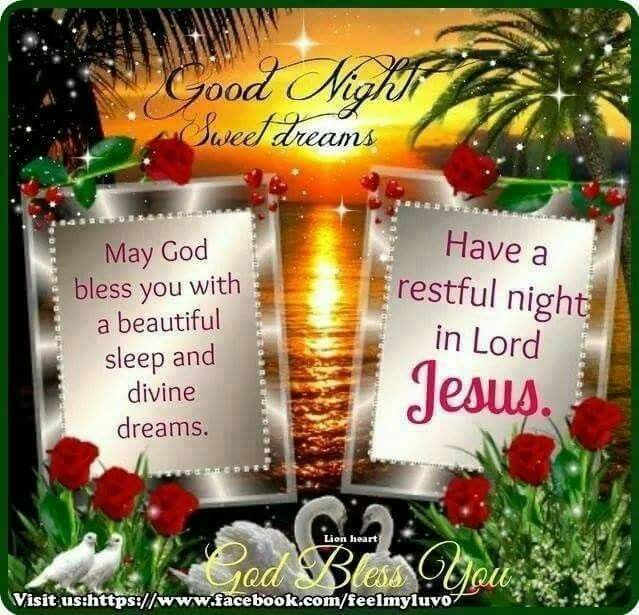 56 Best Images About Good Night God Bless On Pinterest