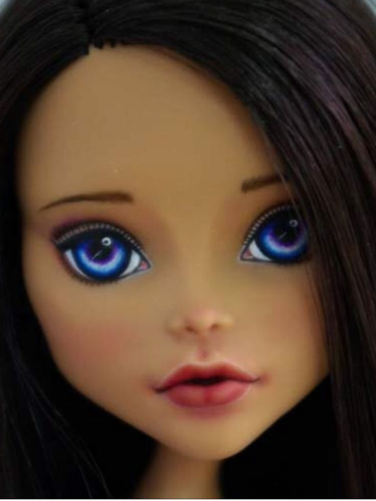 OOAK Monster High Cleo de nile Repaint by Hyangie