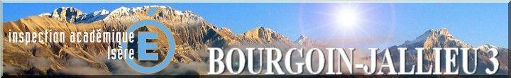 """..: Inspection de Bourgoin Jallieu 3 [Un exemple de sommaire du """"cahier du remplaçant""""] :.."""