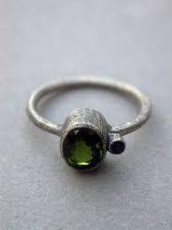 Resultado de imagen para anillo compromiso organico piedras