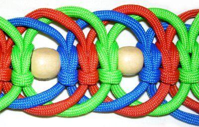 Macramé / Square Knots / Fish Bone Designs  (includes standard & beaded)