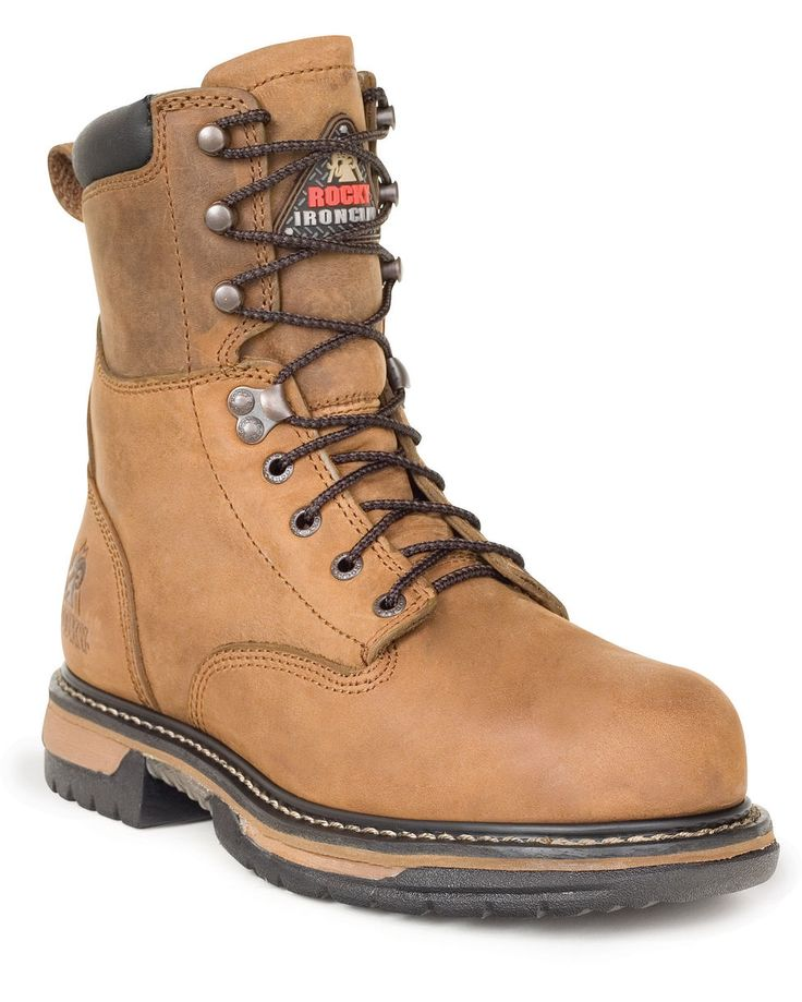 17 Best images about Steel Toe Work Boots on Pinterest ...