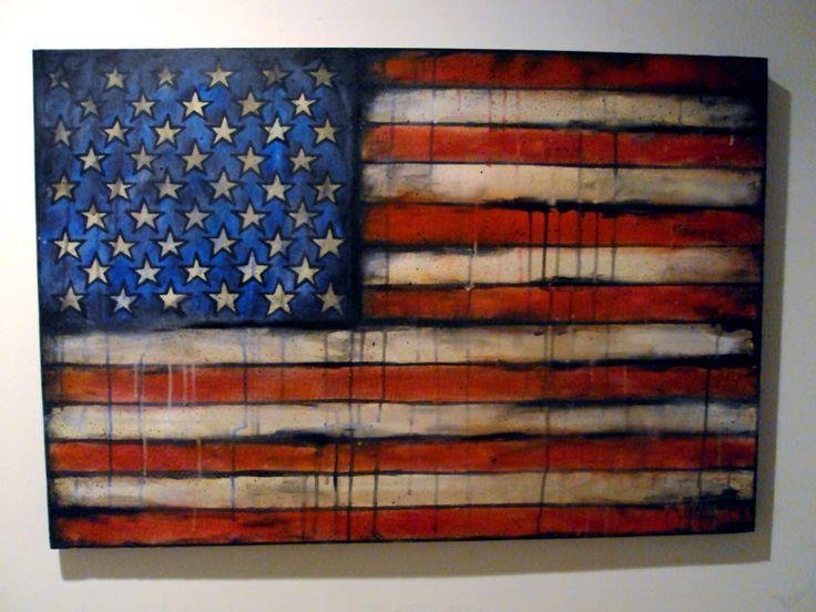 american flag graffiti - photo #19