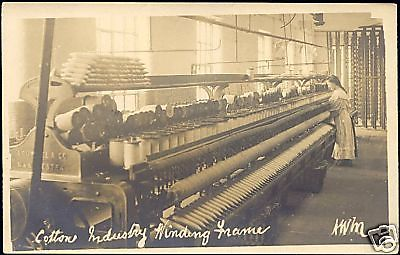 Cotton-Industry-Lancs-Arundel-Winding-Frame-10s-RP