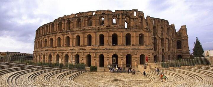Coliseo I