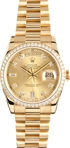 Used Rolex Presidential 118348 - Bob's Watches