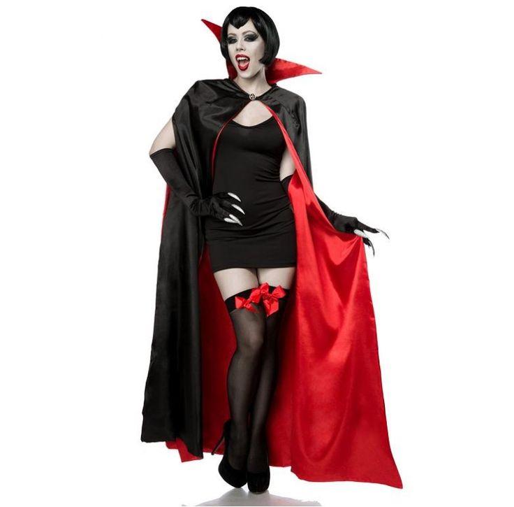 Vampier compleet carnaval kostuum