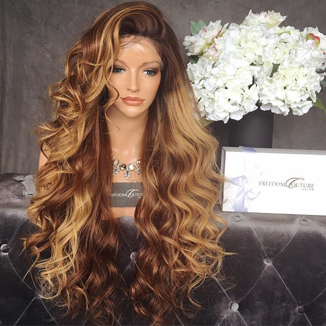 The COCO unit By Freedom Couture #Designer #luxury #wigs