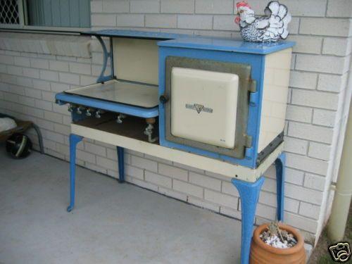 Metters Kooka No. 12 Gas Stove