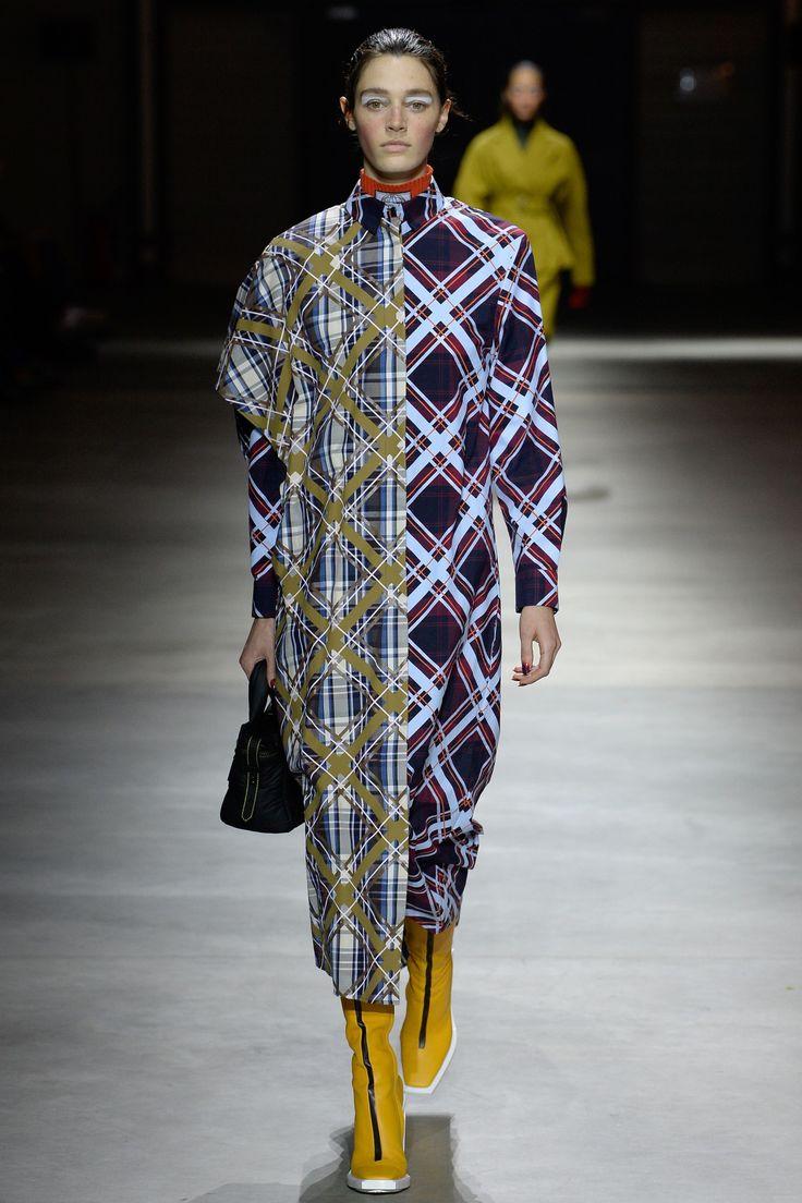Kenzo Autumn/Winter 2017 Menswear Collection