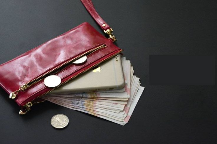 Cow Leather Multifunctional Purse //Price: $27.70 & FREE Shipping // #style #fashion #bagsdesigns