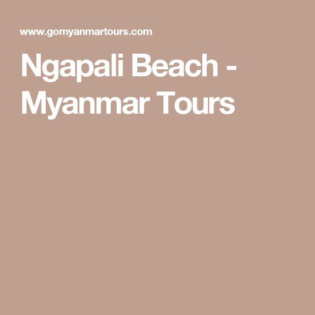 Ngapali Beach - Myanmar Tours