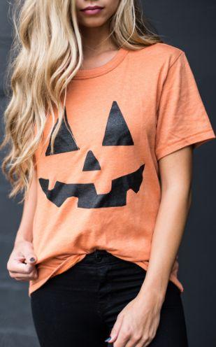cute prange pumpkin t shirt