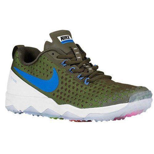 Nike Mens Zoom Hypercross TR2 Training Shoes Cargo KhakiGreen StrikeSolar  Blue 749362331 Size 9 --