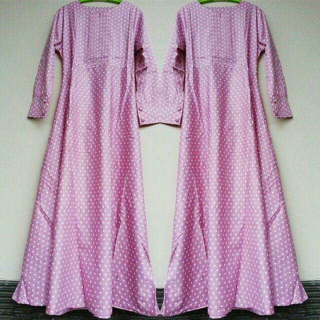 Japanese cotton...comfortable, syar' i and stylish