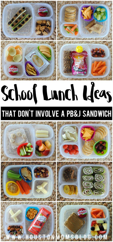 school lunch ideas houston moms blog easy lunch box. Black Bedroom Furniture Sets. Home Design Ideas