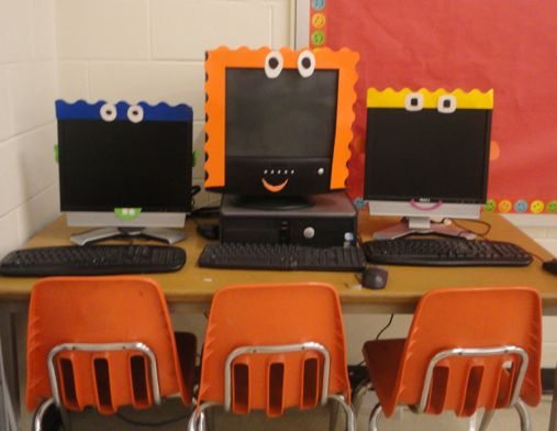 Monsters Themed Classroom {Ideas, Photos, Tips, and More}