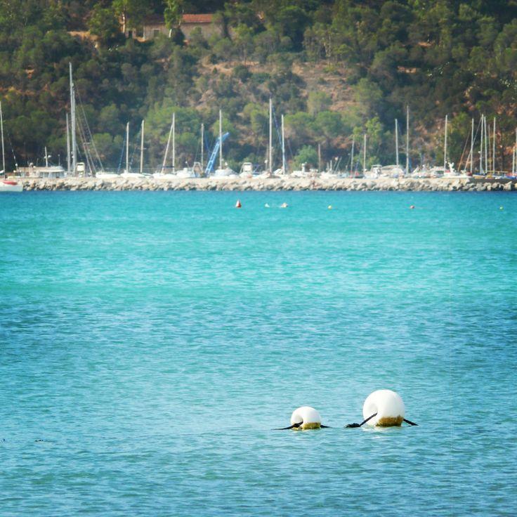 Marina Piccola dalla Spiaggia del Poetto