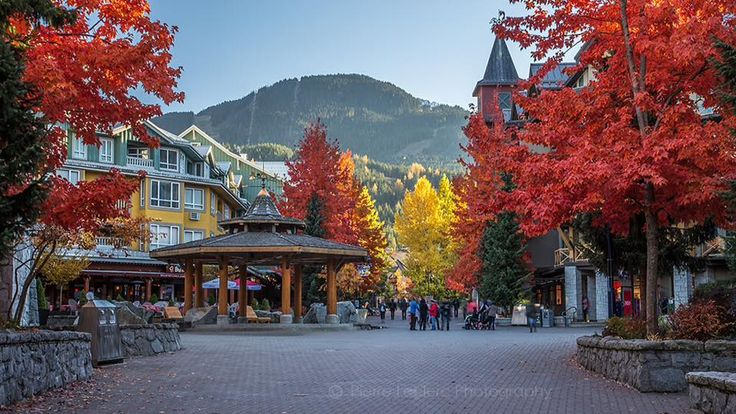 Whistler pretending to be a quaint village... #samesunvancouver #samesunhostels #samesunbackpackers