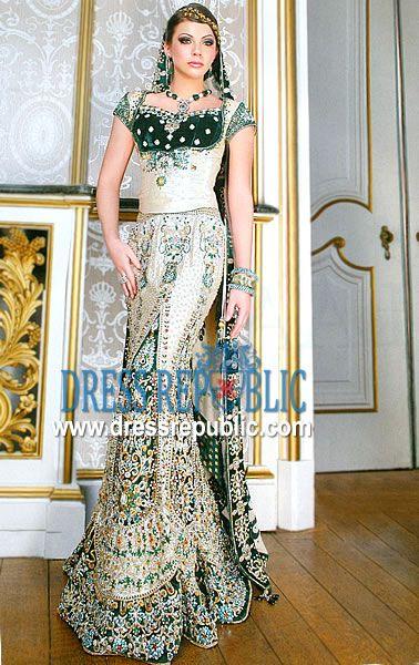 117 Best Indo Western Bridals Images On Asian Bridal Cream Designer Fl Printed Indian Lengha Style Anarkali M16143