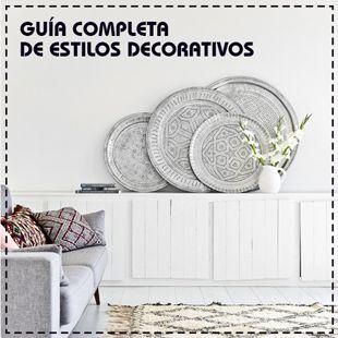Guía completa de estilos decorativos
