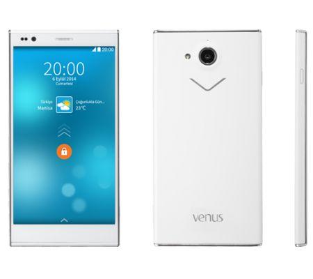 Vestel Venus 5.0 X Beyaz :: albakavm.com