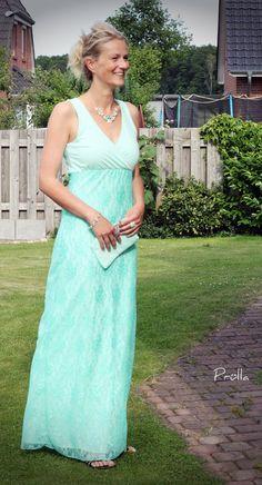 Prülla: Frau Luise wird zum Maxikleid und geht zur Hochzeit