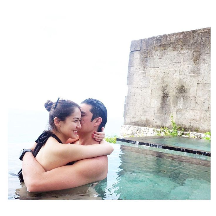 """136.8k Likes, 746 Comments - Marian Rivera Gracia Dantes (@therealmarian) on Instagram: """"Love you so much Mahal ko... Happy 2nd year anniversary! ❤️ #YouCompleteMe """""""