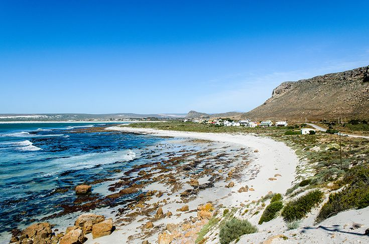 Eland's Bay beach. South Africa
