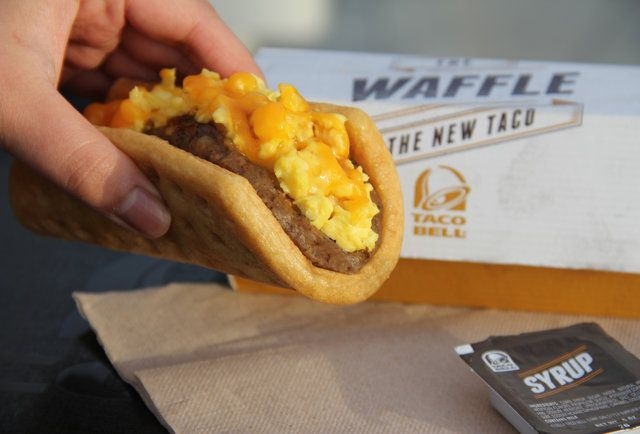 What you need to order on Taco Bell's new breakfast menu