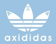 Alpha Xi Delta: axididas! super cute idea for intramural shirts!