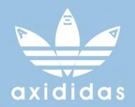 Alpha Xi Delta: axididas! super cute idea for intramural shirts!