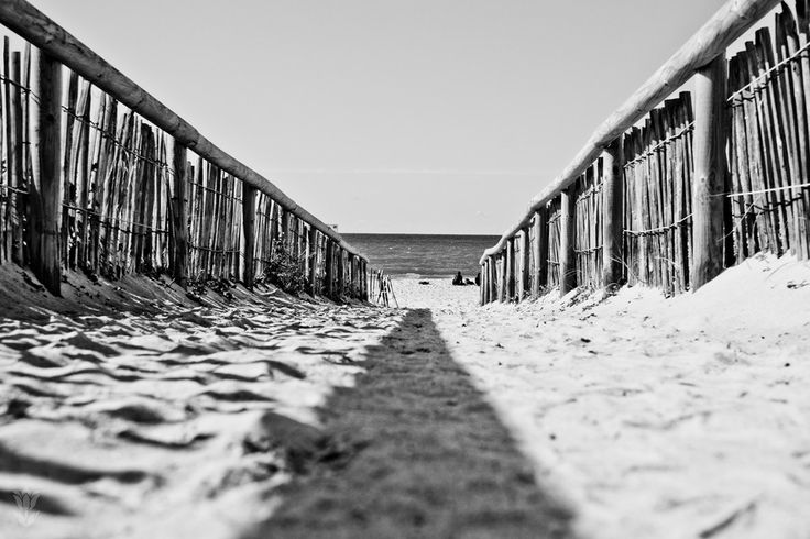 Soorts-Hossegor beach (France). By Lorea Urrutia on 500px