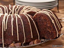 Peanut Butter Cup Cake | mrfood.com