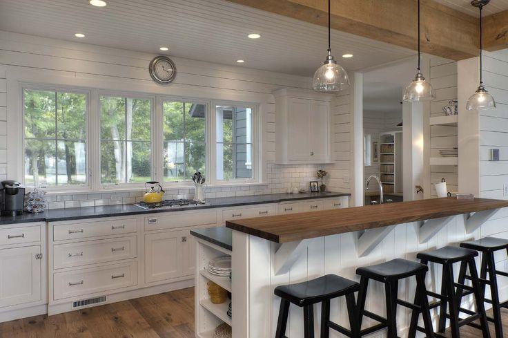 241 Best Kitchens White Off White Images On Pinterest Kitchen Remodeling Kitchen