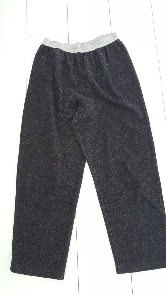 Dakini Mohair Yoga Pants Size XLarge Gray Athletic Exercise Sleep Work Out #Dakini #Joggers
