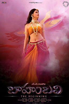 Hero Profiles: Bahubali-new-poster-released-avanthika-tamanna-pos...