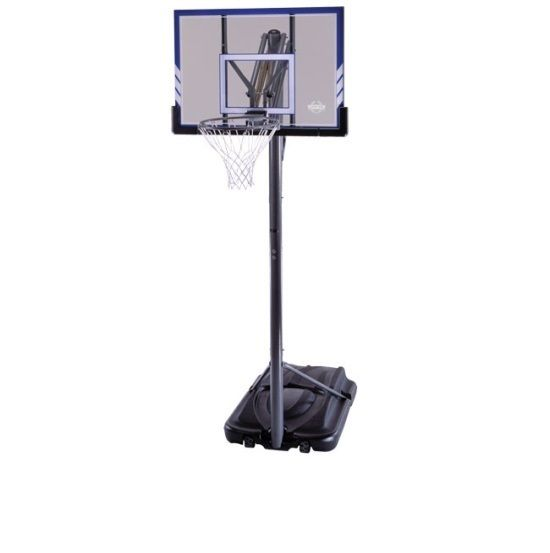 Lifetime Basketball System - Portable Basketball Goal 71546 44 inch Backboard