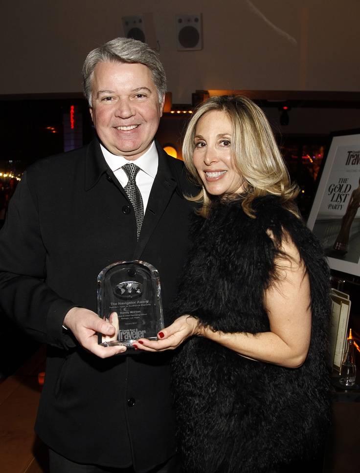 Bellagio Receives Condé Nast Traveler's  Prestigious Navigator Award: Publisher's Honor for Excellence in Hospitality