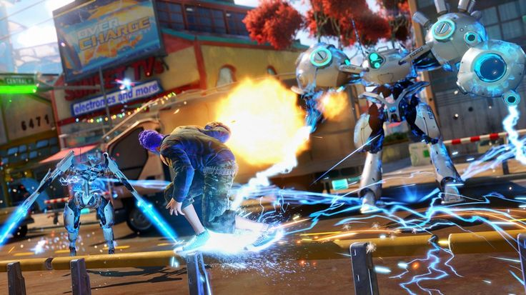 Sunset Overdrive Xbox One Game Review