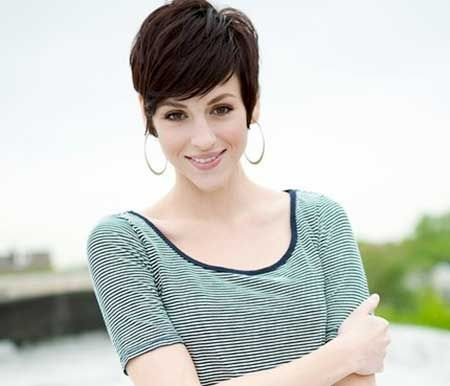 20 Latest Short Hair Trends 2014 | http://www.short-haircut.com/20-latest-short-hair-trends-2014.html