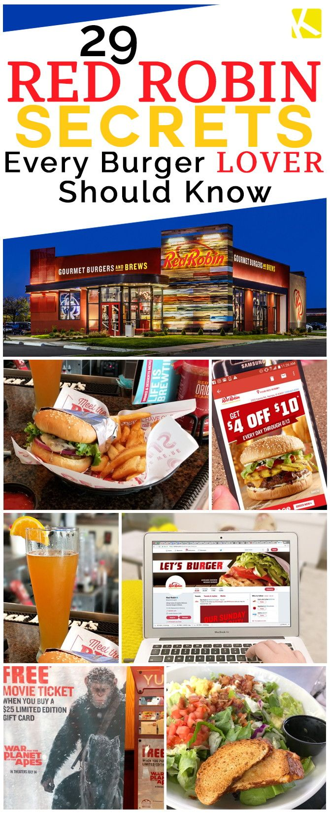 Everyone loves Red Robin for their free bottomless fries and birthday sundaes. But did you know that Red Robin's loyalty program is freaking amazing?