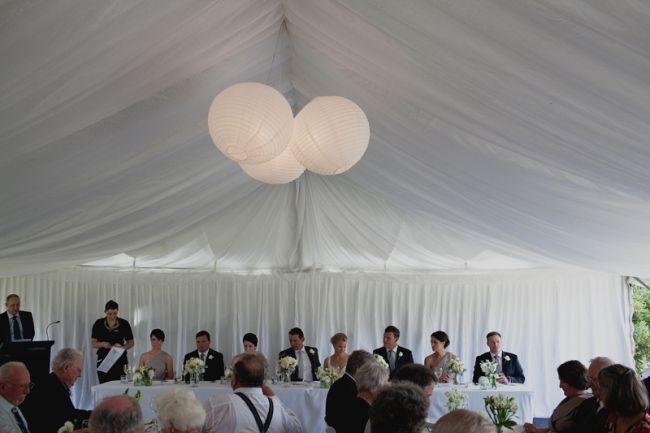 Marquee Wedding. Private Luxury Estate wedding. Australian hinterland wedding.